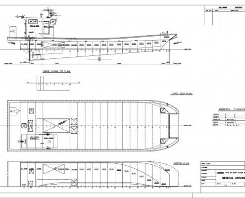 FRP선반-13톤-도면